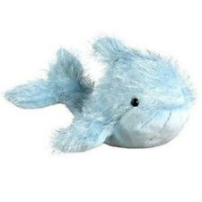 WEBKINZ BLUE WHALE ** New with sealed Code + 2 PKG TRADIND CARDS w/Feature Code