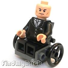 BM006 Lego Custom X-men CUSTOM Professor X Custom Minifigure NEW