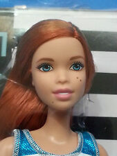Barbie REDHEAD HAIR with Beauty Marks - #16 Glam Team Fashionistas NIP 2015