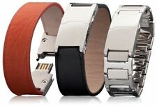 BRACELETS PRYITALIA DYNAMIC MODEL WITH SLOT MEMORY USB OF 64GB HANDMADE FLORENCE
