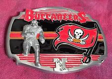 TAMPA BAY BUCCANEERS PLAYER BELT BUCKLE NFL BUCKLES NEW