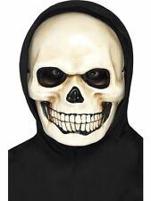 Unisex Full Skeleton Skull Bone Face Mask Scary Halloween Fancy Dress Costume