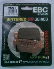 Honda NSS250 Forza (05 to 08) EBC Double-H Sintered REAR Brake Pads (SFA415HH)