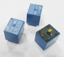 5pcs SONGLE 24V DC SPDT Power Relay SRD-24VDC-SL-C  Good