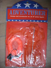GI JOE ACTION MAN  BLISTER   ADVENTURER SEA RESCUE