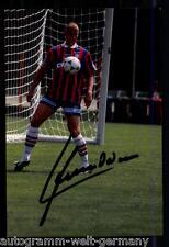 Carsten jancker Super ak foto bayern munich 95-96 (7) ORIG. firmado