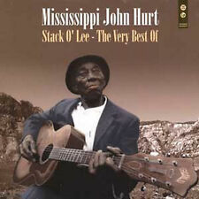 MISSISSIPPI JOHN HURT Stack O' Lee The Very Best Of CLEOPATRA Sealed Vinyl LP