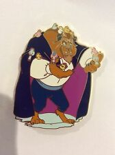 Disney DLP Beauty and the Beast with Birds pin LE