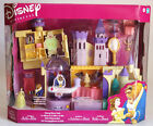 RARE BEAUTY & THE BEAST GLOWING MIRROR CASTLE PLAYSET 2002 PRINCESS NEW MISB !