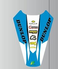 TM 85 125 150 250 450 ALL YEARS MOTOCROSS  REAR MUDGUARD    GRAPHIC 06