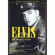 Elvis Presley - Missing Years [Video/DVD] (2002)