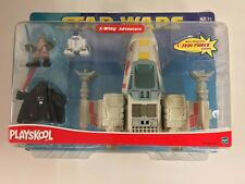 Star Wars X-WING ADVENTURE Adventure Set Playskool Hasbro Factory Sealed