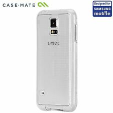 GENUINE CaseMate Samsung Galaxy S5 Tough Naked Case Cover Clear | CM030887