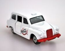 Coca-Cola Coke Model Car Die-Cast Car Matchbox 2001 OVP London Taxi FX4R Cab