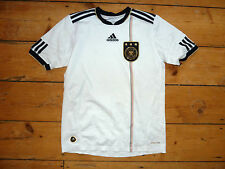 GERMANY FOOTBALL shirt age 13/14 yrs  GERMAN SOCCER JERSEY maglia trikot EURO 16
