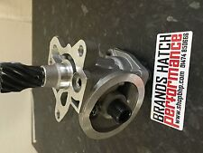 High Pressure Oil Pump Ford X/Flow OHV Kent, Lotus Twin Cam & BDA Ford Escort