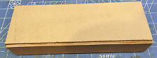 LEATHER STROP 1.5 x 3 x 8 - 4 sided BIG Bench top sharpening  Markusb