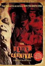 The Devils Carnival (Blu-ray Disc, 2014, 2-Disc Set)