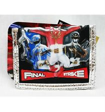 NWT Power Rangers Trifold Wallet Newest Style Licensed by Disney Very Cool!!!