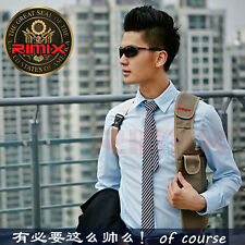 RIMIX-4 Upgraded Underarm Anti-Theft Bag With tags Black/Grey/Brown/Golden