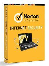 Norton Internet Security 1 Device - Half Year Latest 2017 - Download only