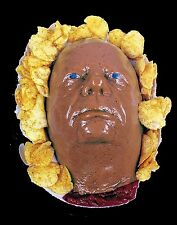 UnDead Severed HEAD DESSERT JELLO GELATIN MOLD Zombie Food Halloween Horror Prop