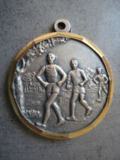 MEDAILLE SPORT ATHLETISME COURSE A PIED