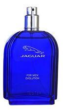 EVOLUTION Jaguar cologne men edt 3.4 oz 3.3 NEW TESTER
