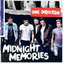 Midnight Memories 2013 by One Direction . EXLIBRARY