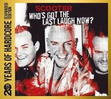 SCOOTER - 20 YEARS OF HARDCORE: WHO'S GOT THE LAST LAUGH NOW? 2 CD TECHNO NEU