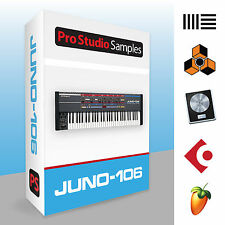Roland Juno 106 Synth - Pro Studio Samples