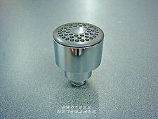 CHROME SINGLE FUNCTION FIXED SHOWER HEAD SUITABLE FOR LOW OR HIGH PRESSURE