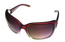 Esprit Sunglass 19319 513 Violet Fade Square Fashion, Smoke Gradient Lens