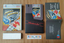 Nintendo NES Marble Madness PAL
