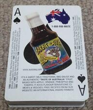 "Hot Sauce Playing Cards - Pack of Non Standard ""Lets Barbecue"" Playing Cards"