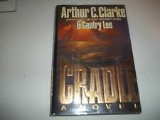 Cradle by Arthur C. Clarke and Gentry Lee (1988, Hardcover) used