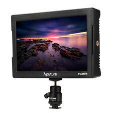 "Aputure VS-5 7"" Pro Multifunctional hd-SDI & hdmi 1920*1200 champ moniteur uk!"