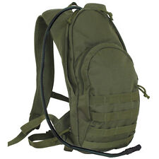 OD Army Green Hydration Backpack Camelback with Bladder Fits a tablet Molle Pack