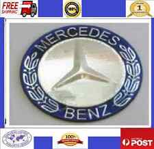 Badge Decal Logo Emblem fits Mercedes benz steering wheel for Most models
