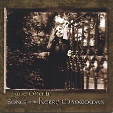 Songs of Kerry Madwoman by Jamie O'Reilly cd NEAR MINT