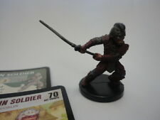 Hobgoblin Soldier Tyranny Dungeon Command Dungeons and Dragons Miniatures D&D