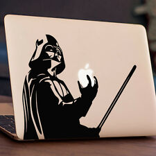 "DARTH VADER STAR WARS Apple MacBook Decal Sticker fits 11"" 12"" 13"" 15"" & 17"" mod"