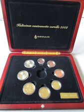 KMS Finnland 2002 Proof / PP ohne without Goldtoken