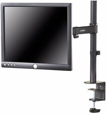 13 - 27? Single Arm Tilt Desk Mount Monitor Heavy Duty VESA