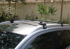 Roof Rack Cross Bars Black For Mitsubishi ASX RVR 2010 2011 2012 2013 2014 2015