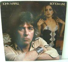 """John Mayall Bottom Line LP 12"""" Vinyl DJM Records 23"""