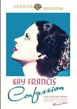 CONFESSION - (1937 kay Francis) Region Free DVD - Sealed