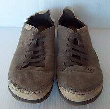 Men's Cushe Gray Surf Slipper Drifters Lace Up Shoes -- Size 10 US