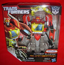 Transformers Fall of Cybertron AUTOBOT BLASTER Mint in Box