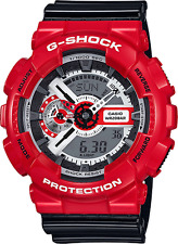 """BRAND NEW"" Men's Casio-Watch G-Shock #GA110RD-4A"